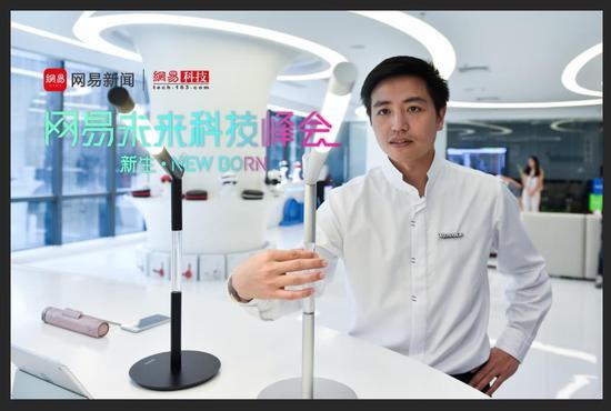"""专访柔宇科技刘自鸿:柔性屏如同在""""豆腐上建大厦"""""""