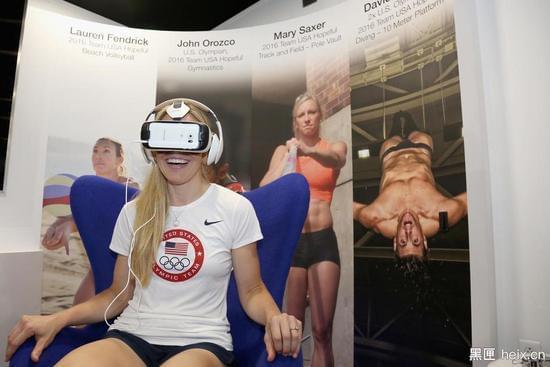 一个外国人对里约奥运VR视频的吐槽