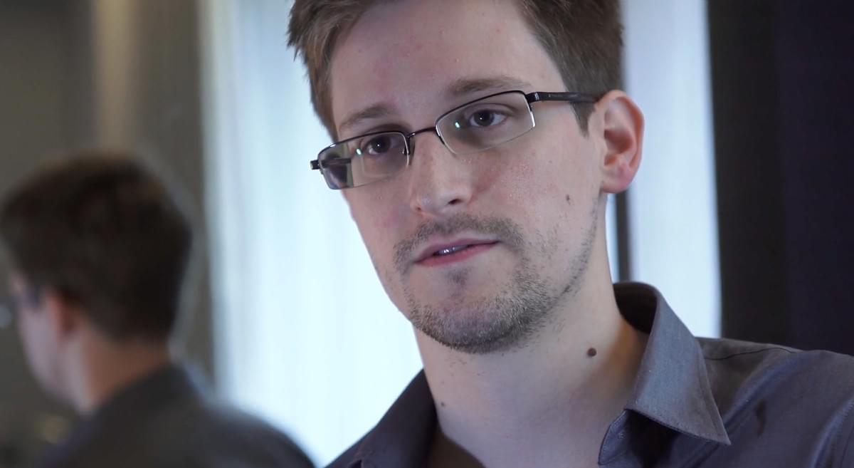 勒索病毒爆发 斯诺登建议国会质询NSA还有啥漏洞
