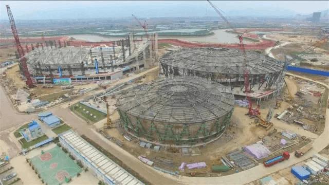 肇庆新区体育中心将于2018年3月达测试赛标准