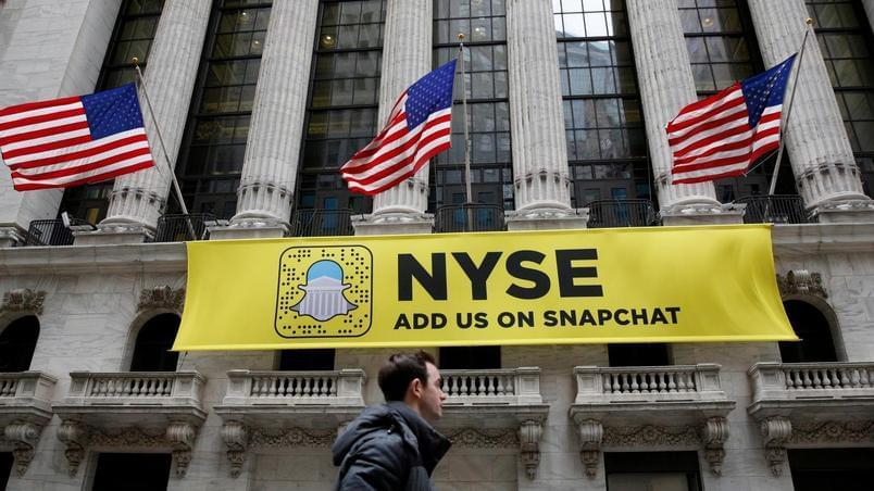 Snap下周IPO 上市头一年股价会好看吗?