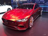 2016日内瓦车展:概念车汇总:AMG GT发布   Project Black S概念车