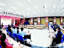 2017山西省老年普法知识总决赛在太原举行