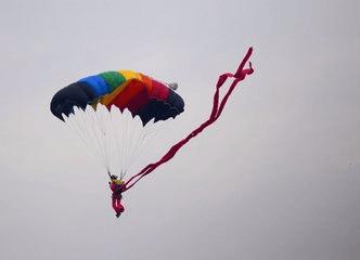2017年全国跳伞锦标赛落幕 省跳伞队斩获2金4银