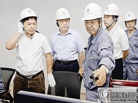 刘志宏在闻喜: 做强龙头 建好平台 优化服务