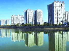 义马市:推进设施建设 城市社区面貌焕然一新