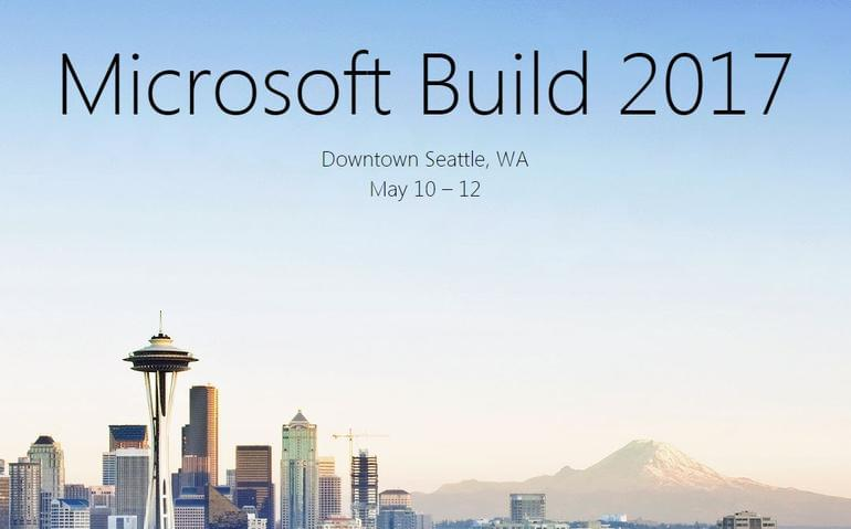 5月10日至12日 微软Build开发者大会2017年搬回西雅图的照片