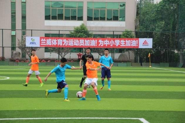 绣湖中学笼式足球场迎生机