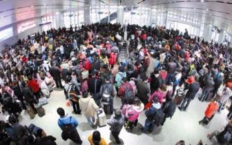东莞东站节前春运预计发客59万人次!