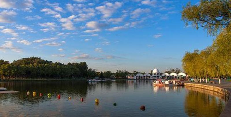 哈尔滨名列中国避暑名城榜第三位