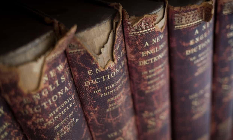 花1年只为订正1个单词:沉淀的牛津词典开始求变