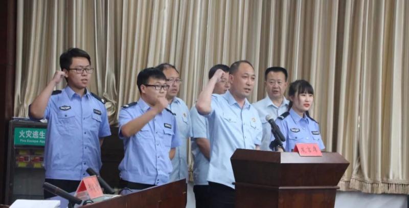 """运河区法院:执行战线的""""拼命三郎"""""""