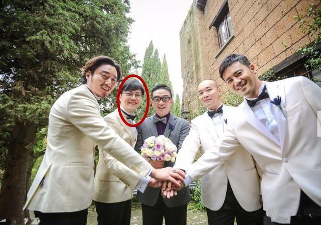 张靓颖绯闻男友曾是她婚礼伴郎