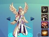 DNF女鬼剑模型女鬼剑猎龙时装特别丑修改天四 - dnf - 地下城与勇士