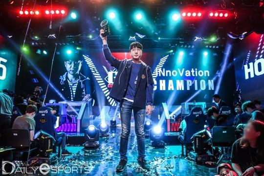 INnoVation斩获GSL星际2冠军:没想到自己那么强