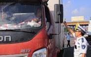 北京一天罚2670辆货车