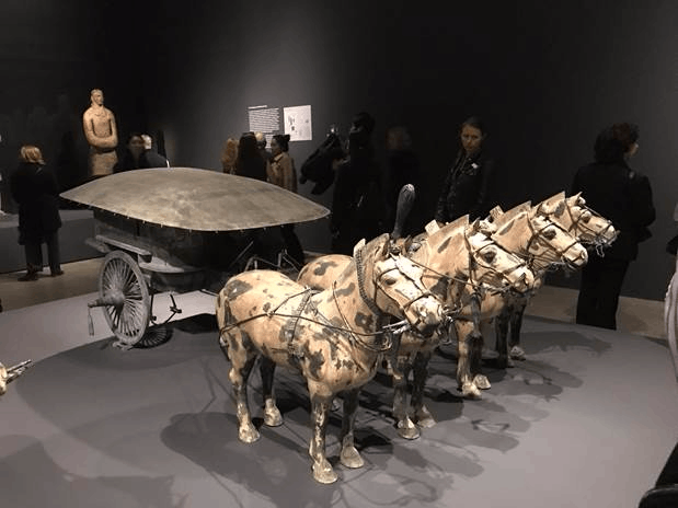 """从""""秦汉特展""""看国内展览在国外面临的最大问题"""