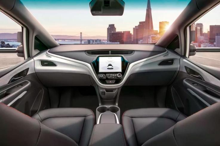 到2019年,通用汽车将生产无方向盘和踏板的无人驾驶汽车