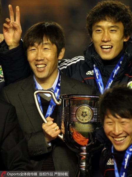 近7年中国足坛最难忘的进球 他一扣一拨一射打跪韩国