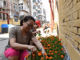 阮建芳:开放式小区不再是公共停车场