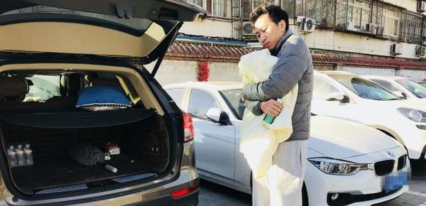 男子用老婆双11购物钱买车被赶出家门