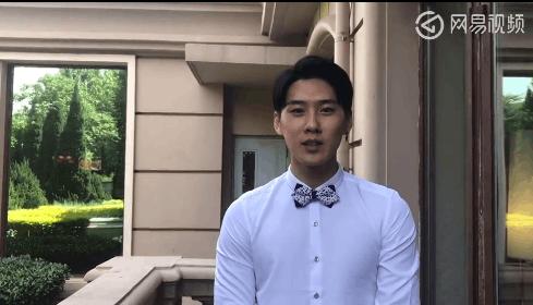 演员王炳翔高考祝福