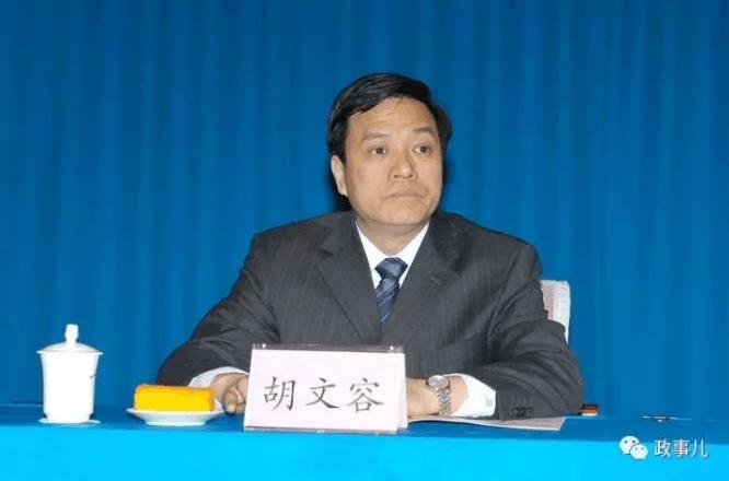 胡文容接替曾庆红出任重庆市委组织部长
