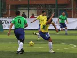 河北省五人制足球超级联赛暨甲级联赛总决赛
