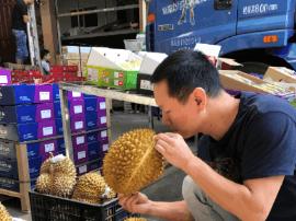 """阡陌集市刘涛:让大家能""""批发价买水果"""" 是我对梦想的信仰"""