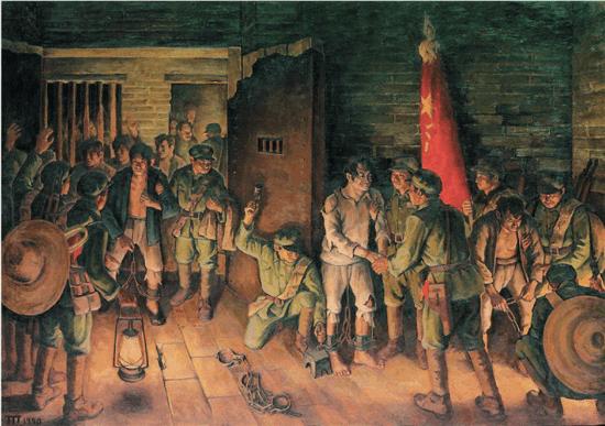 广东美术百年大展背后的故事