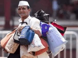 孟买丨这里的外卖小哥,800万个订单才送错1份