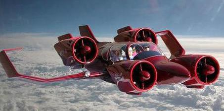 时速达200英里 10年内飞行汽车将在美国通行