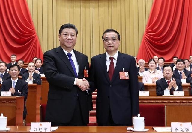 习近平签署主席令 任命李克强为国务院总理
