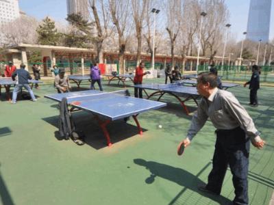 石家庄2018老年人乒乓球比赛报名开始