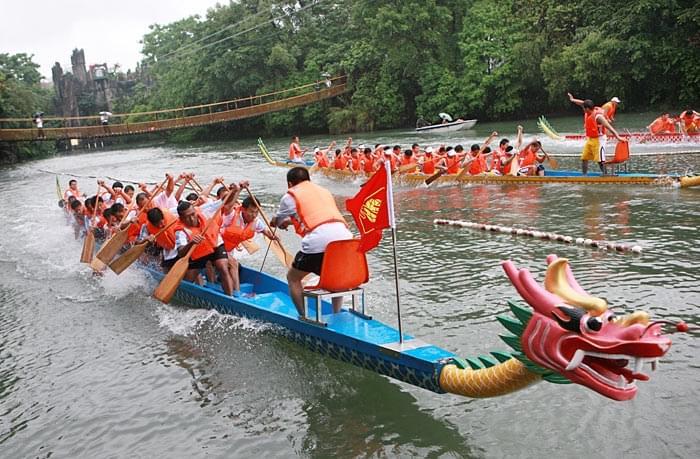 端午假期仅三天,不出远门在惠州玩就很好!