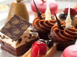 网罗经典法式甜品,P?tisseries de Paris开业倒计时