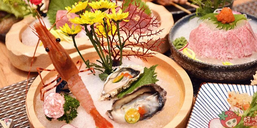这场精致的盛宴让你一口入魂,不出汕头也能吃尽高端日