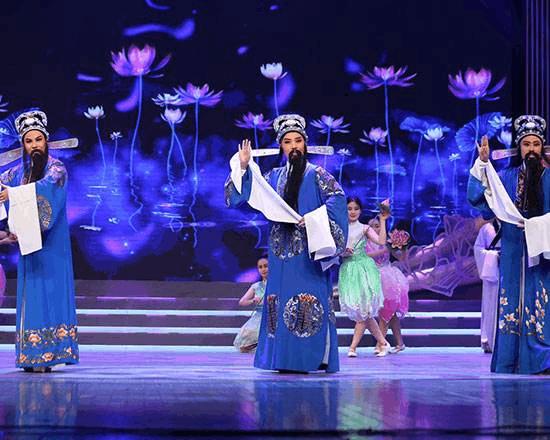 """""""2017中国—东盟(南宁)戏曲演唱会"""" 报名启示"""