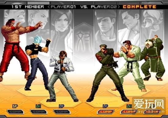 游戏史上的今天:美中不足的回归《拳皇2002》