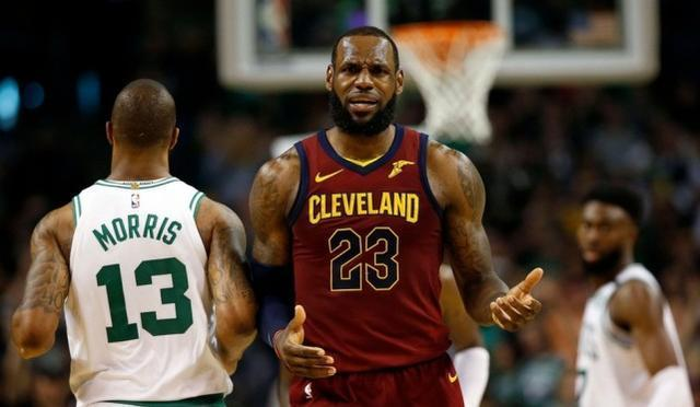 NBA-骑士惨遭淘汰无缘总决赛?博彩公司最新观点曝光