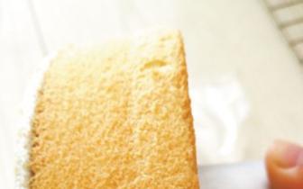 与戚风蛋糕的完美邂逅 教你做松软美味戚风蛋糕