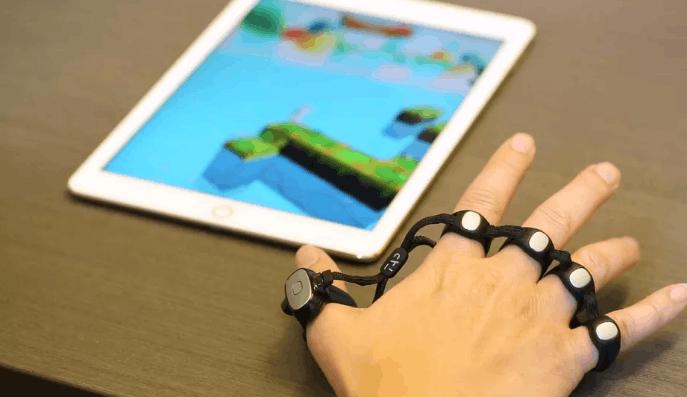可穿戴设备将手指变成键盘 提供新的输入方式