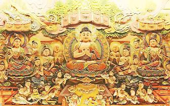 李娜一首佛教歌曲《南无阿弥陀佛》