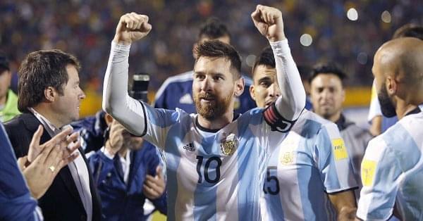 世界杯最新夺冠赔率:德国卫冕大热 阿根廷排第5