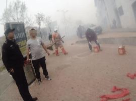 唐山烟花爆竹整治行动:查处26起 行政拘留20人