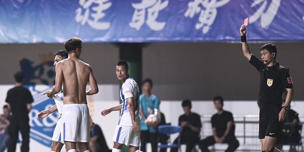 肖智李提香染红 富力1-1遭建业绝平