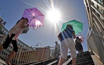 福州23日最高气温30℃  24日后将逐步降温