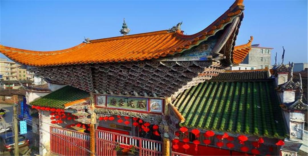 寻访古建筑第三期:探秘中国古祠堂之乡