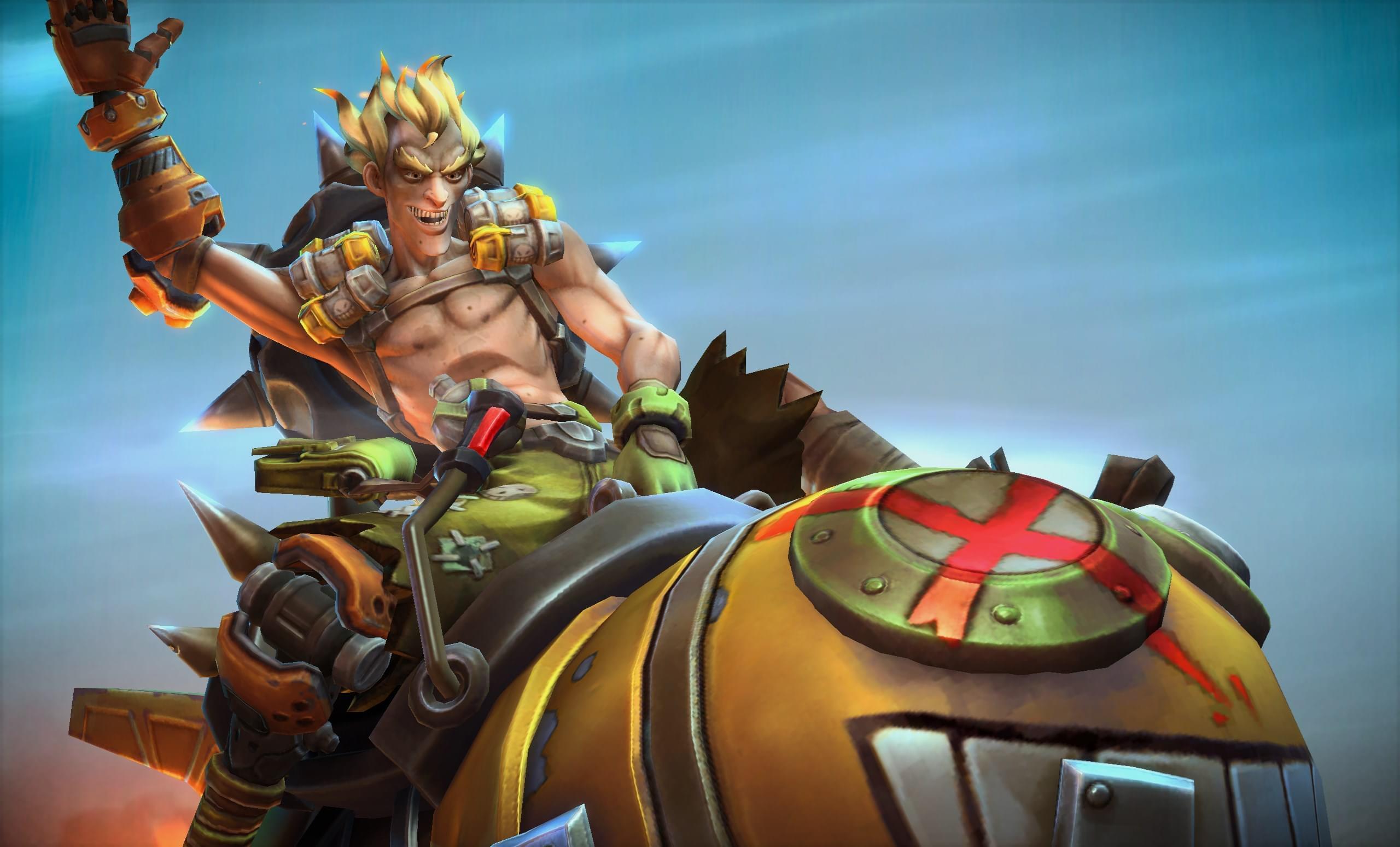 风暴英雄万圣节狂欢开启 新英雄狂鼠正式上线