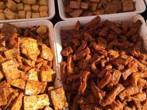济南北坦美食节 品尝舌尖上的老字号